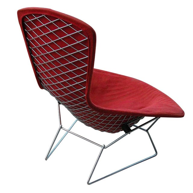 Knoll Bertoia Bird Chair With Cover - Image 2 of 5