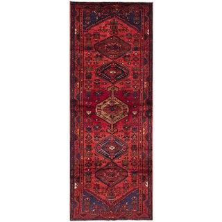 Mid 20th Century Tajfar Persian Koliai Wool Rug - 3′5″ × 9′11″