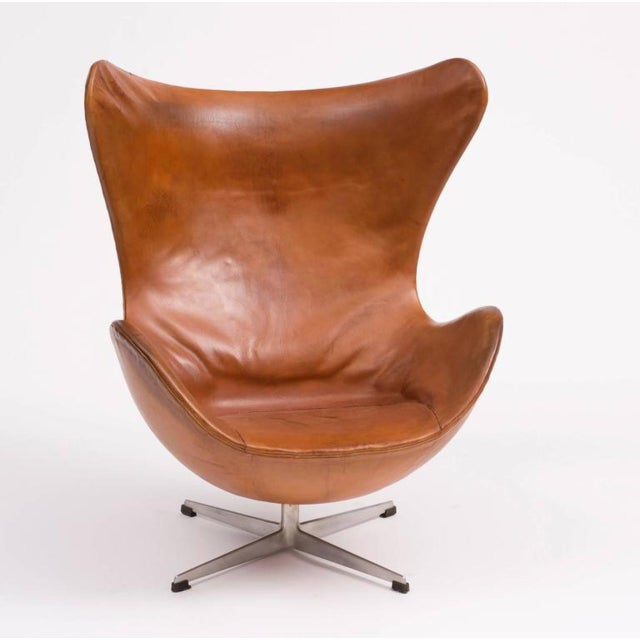 First Edition Egg Chair by Arne Jacobsen, Denmark, 1959 - Image 5 of 11
