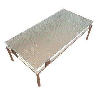 Studio Davico for Fontana Arte Coffee Table For Sale