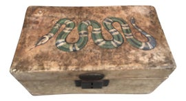 Image of Leather Boxes