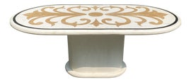 Image of Newly Made Mosaic Dining Tables