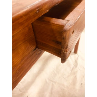 Antique Primitive Writing Table Preview