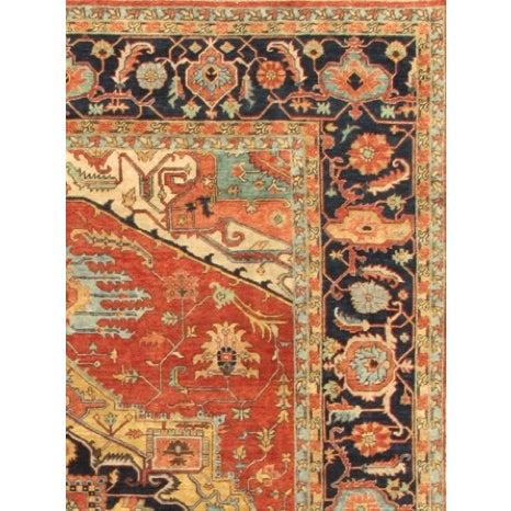 "Pasargad Serapi Collection Rug - 4'1"" x 6'1"" - Image 2 of 2"