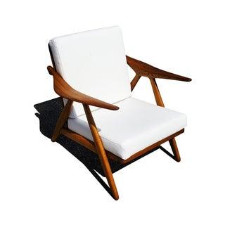 A Danish Mid-Century Modern - MCM Hovmand Olsen Lounge Chair Preview