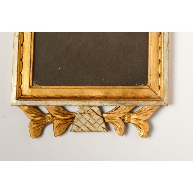 Empire Neoclassical Swedish Mirror For Sale - Image 3 of 6