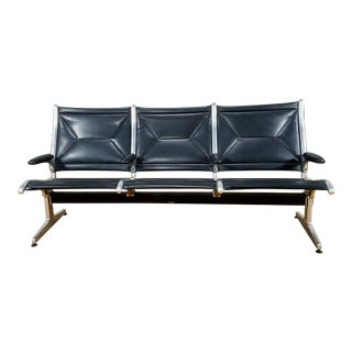 Eames for Herman Miller Tandem Sling Airport Bench For Sale
