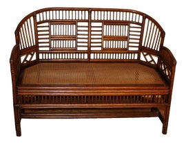 Image of Asian Settees