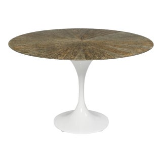 "Ring 48"" Dining Table, Palm For Sale"