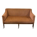 Image of 1810 American Classical Sheraton Settee For Sale