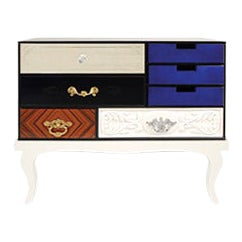 Covet Paris Soho Bedside Table For Sale