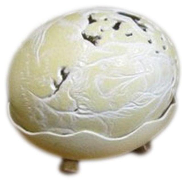 Full Carved Egg - Image 4 of 5