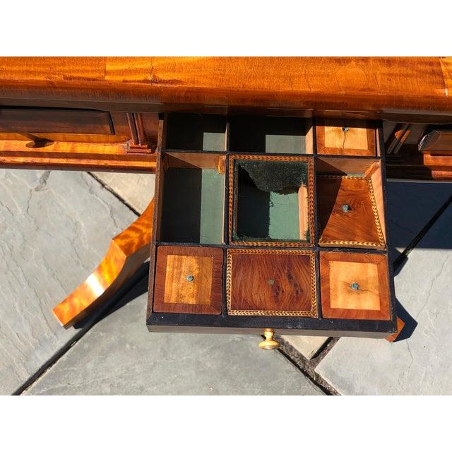 Side Table, Biedermeier Period For Sale In Boston - Image 6 of 11