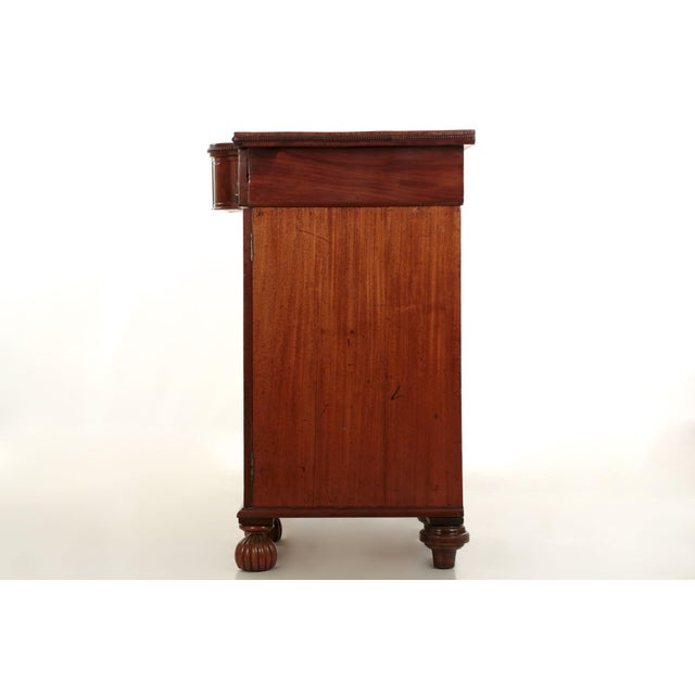 English Traditional 19th Century English William IV Period Antique Sideboard Console For Sale - Image 3 of 11