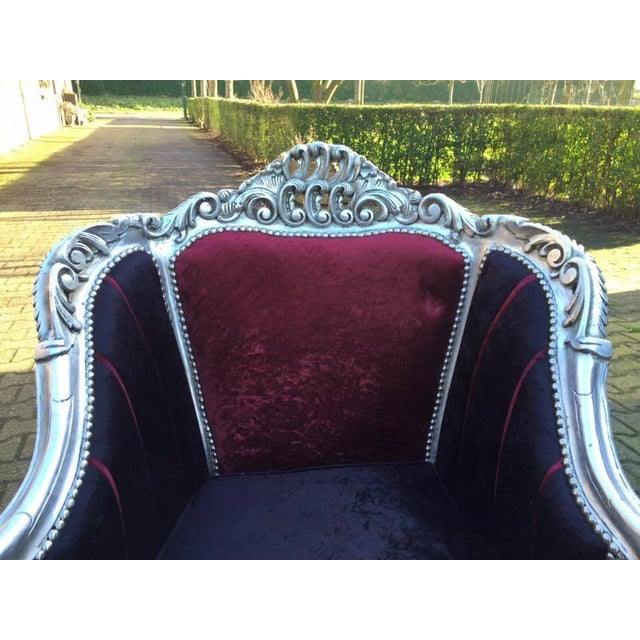 Baroque Style Chairs - Pair - Image 3 of 6