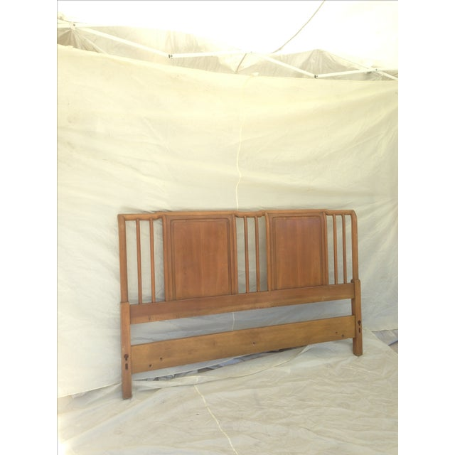 Gibbings Style Queen Size Headboard - Image 3 of 7