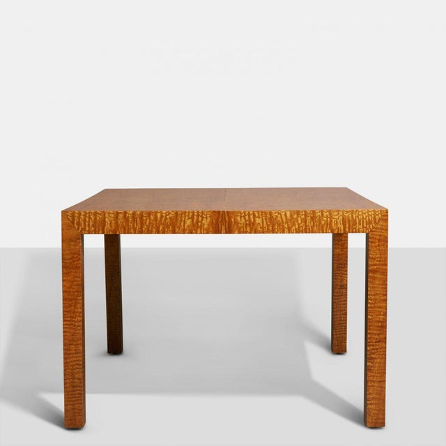 Pace Collection Pace Collection Milo Baughman Style Dining Table For Sale - Image 4 of 5