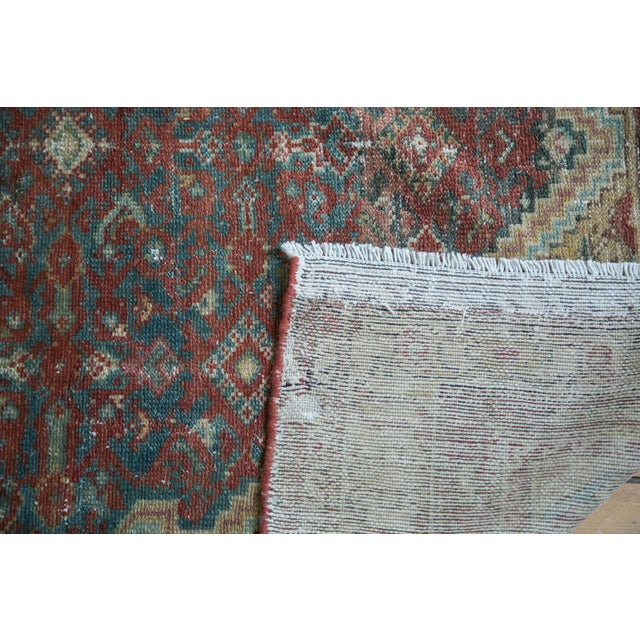 "Antique Malayer Rug - 4'1"" x 6'7"" - Image 6 of 10"