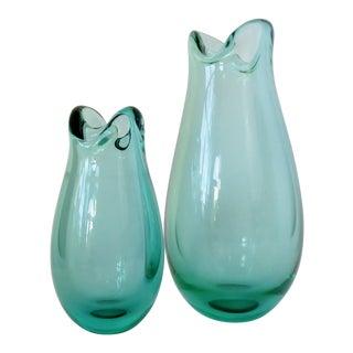 Per Lütken Torskemund Vases, Set of 2 For Sale