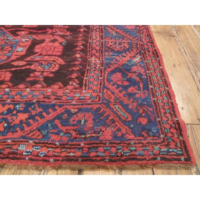Mid 19th Century Antique Kula Long Rug For Sale - Image 5 of 8