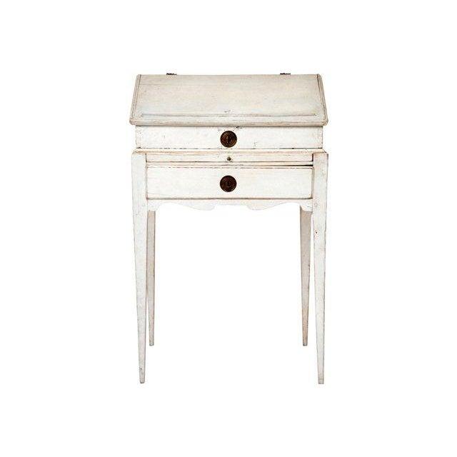Swedish Gustavian Writing Desk - Image 2 of 6