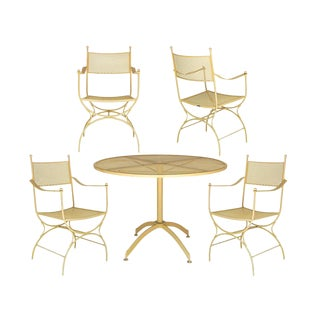 Salterini Dining set For Sale