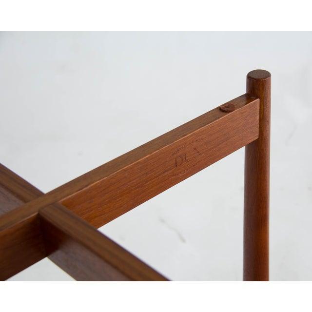 Jens Quistgaard for Dux Flip-Top Teak Table - Image 7 of 10