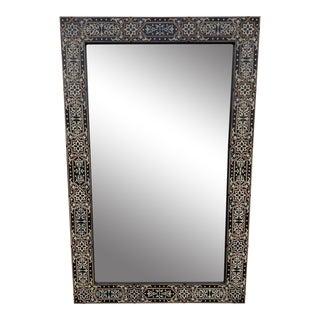 Moroccan Camel Bone Mirror For Sale