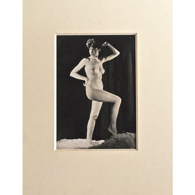 Mid-Century 1950s Nude Female Photograph - Image 2 of 4