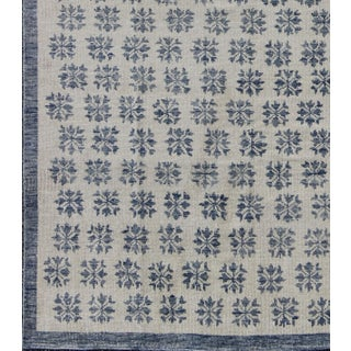 Transitional Indian Rug - 9′ × 12′ Preview