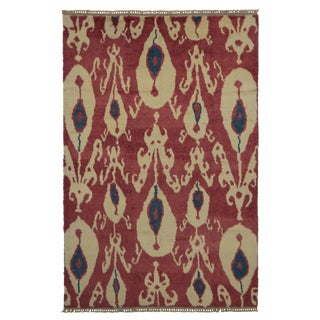 New Colorful Contemporary Tulu Shag Rug With Postmodern Memphis Style, 9'1 X 13'5 For Sale