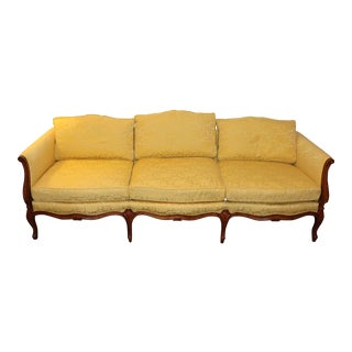 Vintage Hickory Chair Sofa For Sale