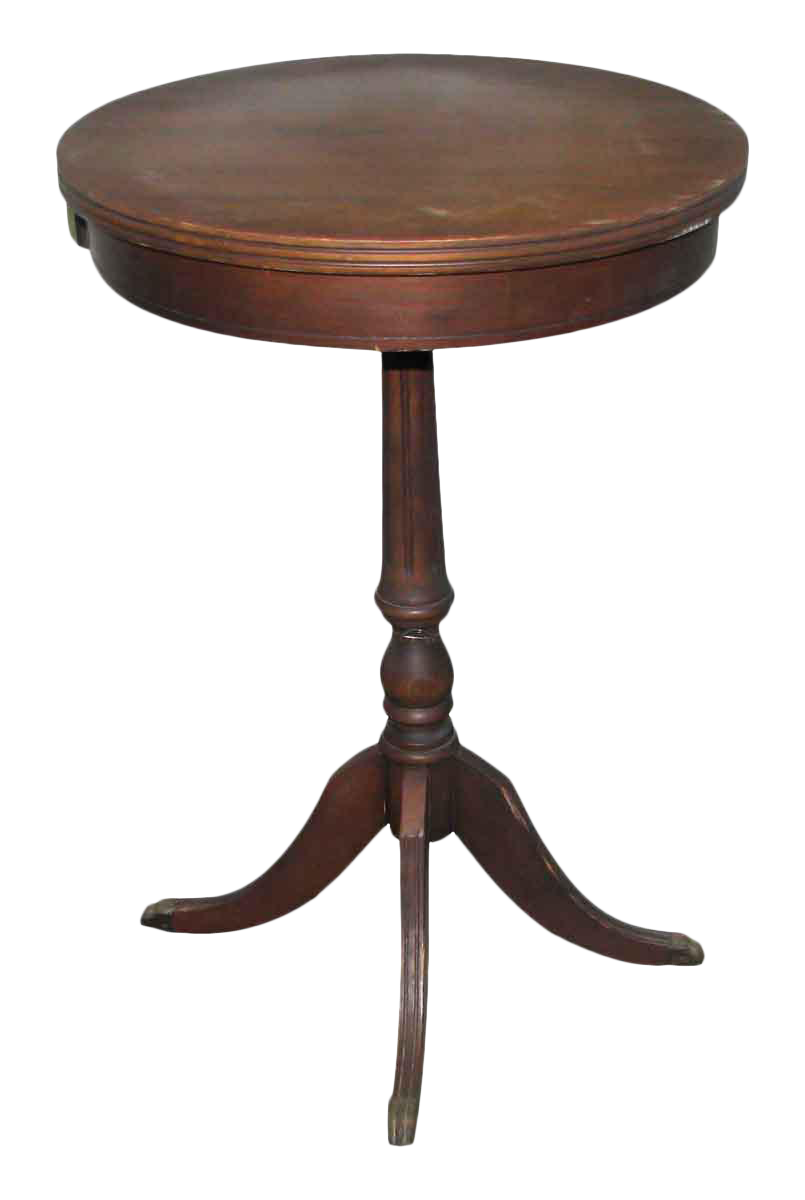 Antique Side Drink Table