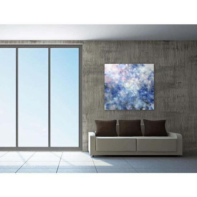 "Canvas Original Artwork by Frederic Paul, ""El Nido Reef"" For Sale - Image 7 of 11"