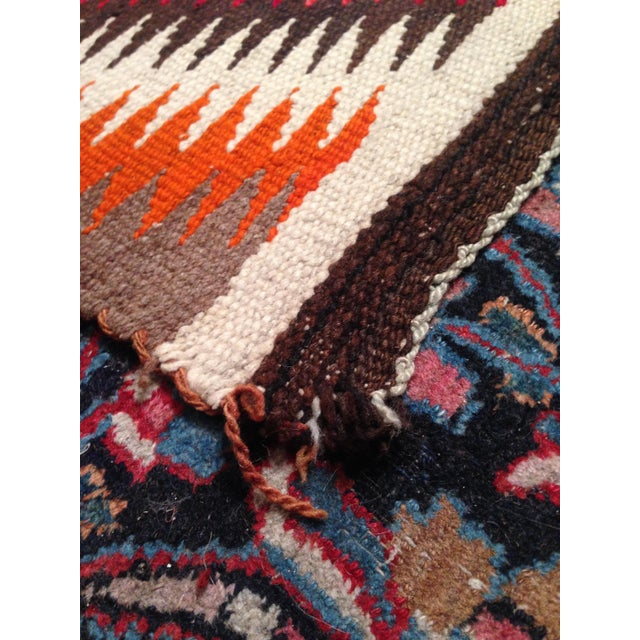 "Antique 1930s Navajo Rug - 2'4"" X 3'6"" For Sale In New York - Image 6 of 7"