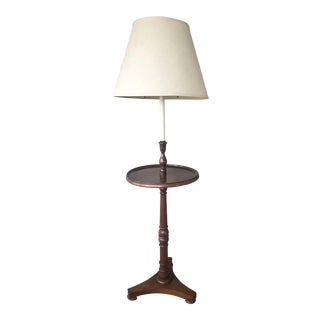 Traditional Candlestick Lamp Table