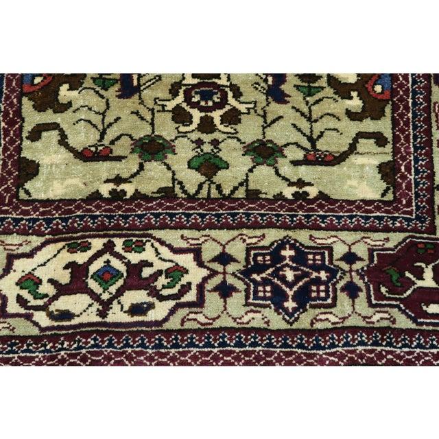 Vintage Turkish Kilim Rug For Sale - Image 6 of 13