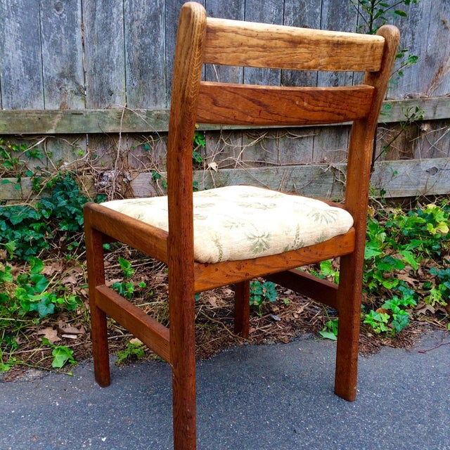Mid-Century Desk Chair - Image 3 of 5