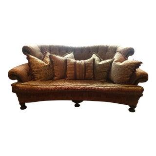 Carol Hicks Bolton & EJ Victor Friends Sofa For Sale