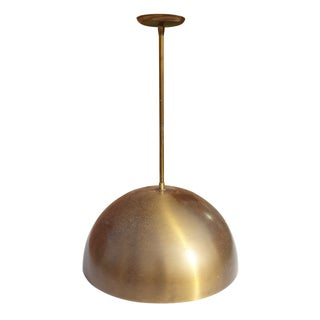 Feldman Los Angeles Bronze Pendant For Sale