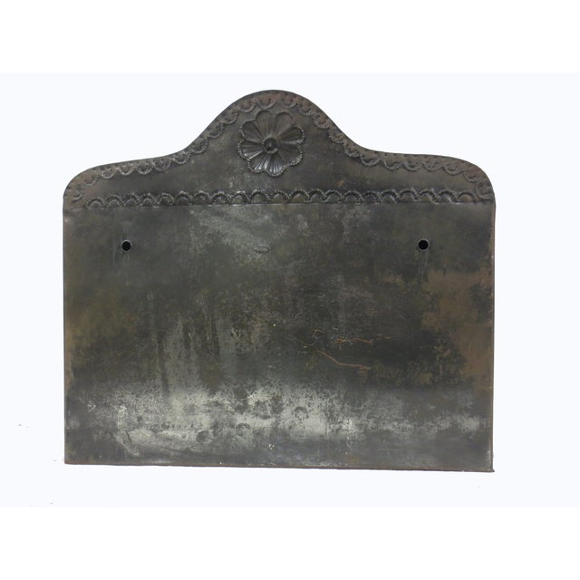 Embossed Tin Document Case - Image 9 of 9