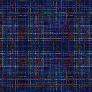 "Contemporary Plaid ""Declan"" Standard Wallpaper Roll For Sale"