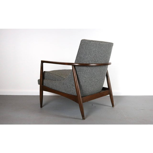 This is one of our favorites. Look at these lines! This chair is extremely sturdy, incredibly stunning, and loves to stand...