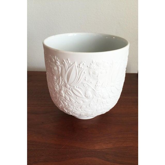 Rosenthal White China Bowl - Image 3 of 8
