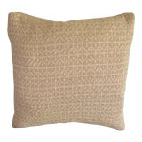 Image of Rose Tarlow Linen Pillow Cover For Sale