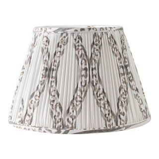 "Swell in Taupe 12"" Lamp Shade, Taupe For Sale"