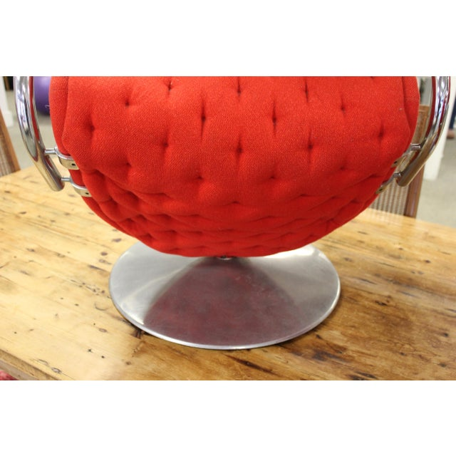 Danish Modern Verner Panton 1-2-3 System Lounge Chairs - a Pair For Sale - Image 3 of 9