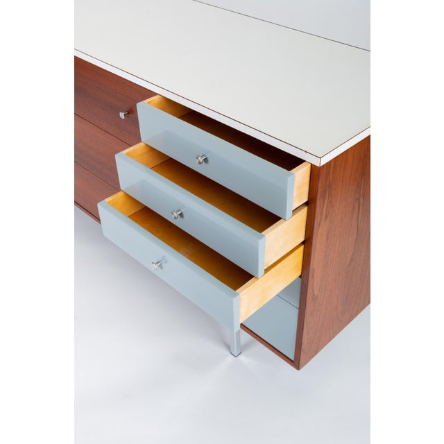 Gerald McCabe Twelve-Drawer Dresser With Laminate Top For Sale - Image 9 of 13