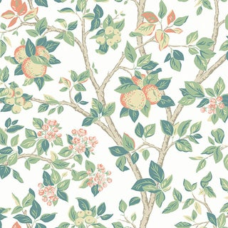 Ingrid Marie Wallpaper by Borastapeter Wallpaper - This Is a Sample For Sale