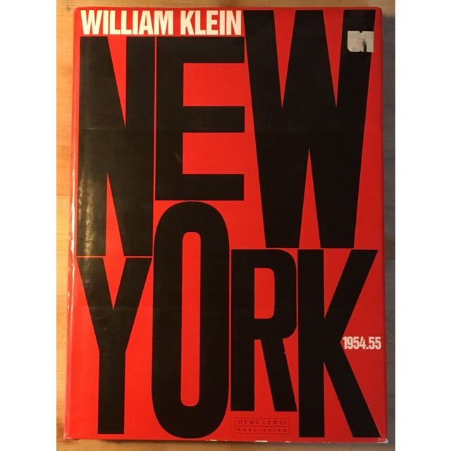 """William Klein """"New York"""" 1954-1955 Coffee Table Photography Art Book For Sale - Image 13 of 13"""